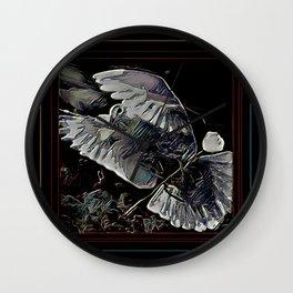 Bird Models: Majestic Dove 01-03 Wall Clock