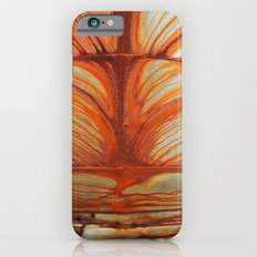 Rusty Abstract Watermarks Slim Case iPhone 6s