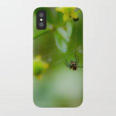 Casting lines Slim Case iPhone X