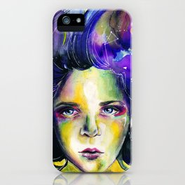 You are the Universe  iPhone Case