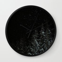 February Wall Clock