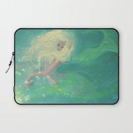 Sea foam Laptop Sleeve