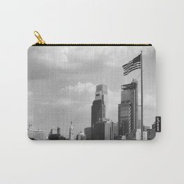 view from the art museum Carry-All Pouch