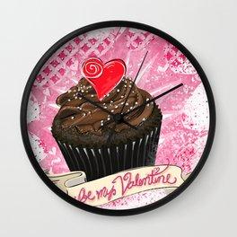 LoveCake Wall Clock