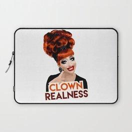 """Clown Realness"" Bianca Del Rio, RuPaul's Drag Race Queen Laptop Sleeve"