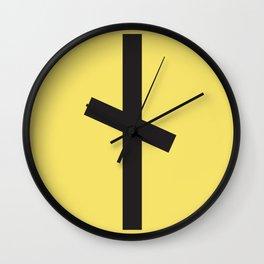 Showtasting - Rune 6 Wall Clock