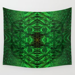 on the edge of the universe Wall Tapestry