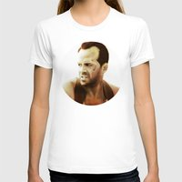 die hard T-shirts featuring Die Hard by Alexia Rose