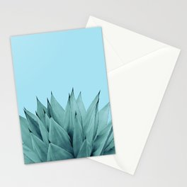 Agave Vibes #6 #tropical #decor #art #society6 Stationery Cards