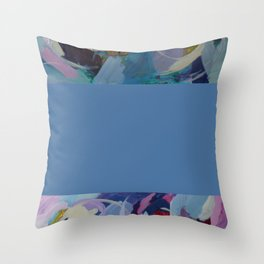 Coming Together Throw Pillow
