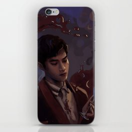 Dinner with Suho iPhone Skin