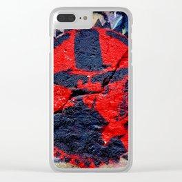Vive la révolution. Crzy Clear iPhone Case