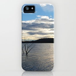 Hume Weir iPhone Case