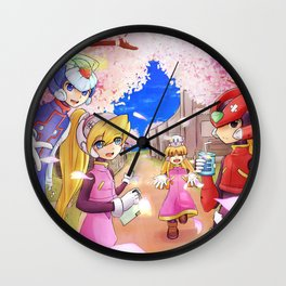 Volnutt Welcom Home Wall Clock