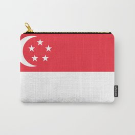 Flag of Singapore Carry-All Pouch