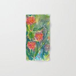 Magical Flowers Hand & Bath Towel