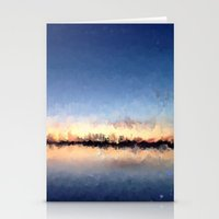 skyline Stationery Cards featuring Skyline by kelly*n photography