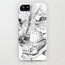 Beast iPhone Case