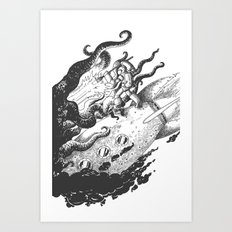 Ode to Joy Art Print
