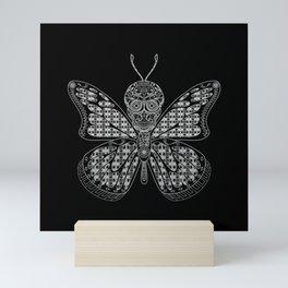 black mothman prophecy ecopop Mini Art Print