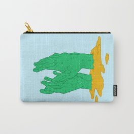 The hot grasp of the summer Carry-All Pouch