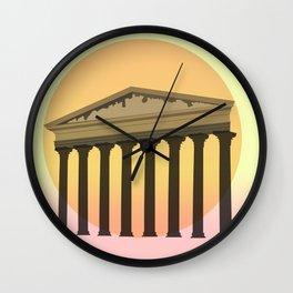 Rising culture Wall Clock