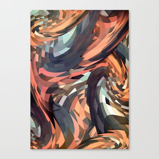 Menomena Canvas Print