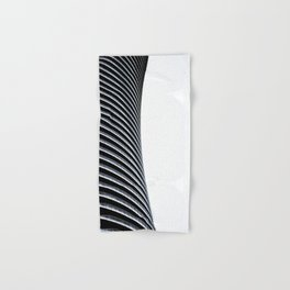 Abstract Architecture Curves Hand & Bath Towel