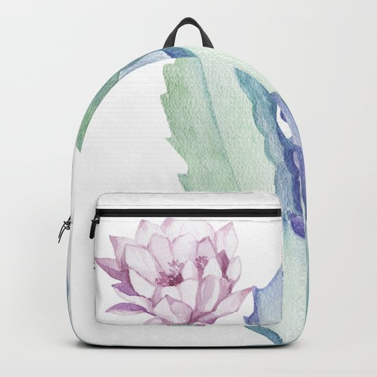 Cactus in Love Backpack