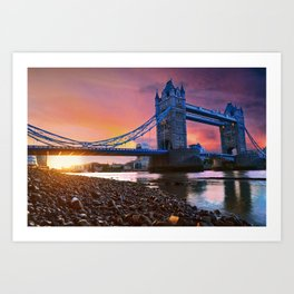 London, England 42 Art Print
