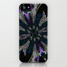 Static Manifold iPhone Case