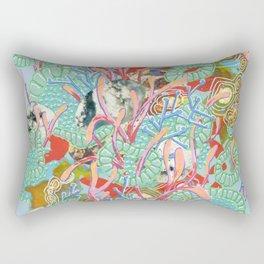 Alien Organism 9 Rectangular Pillow