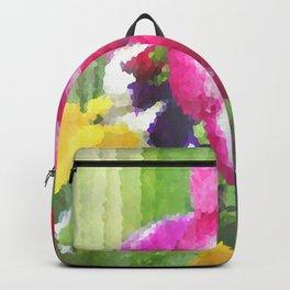 Pansies Backpack