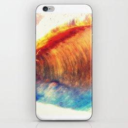 Rainbow Wave iPhone Skin