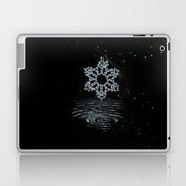 A Ripple of Christmas Cheer Laptop & iPad Skin