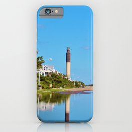 Lighthouse Reflection iPhone Case