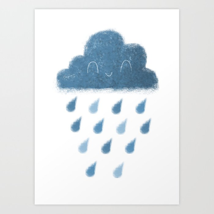 Plou Art Print