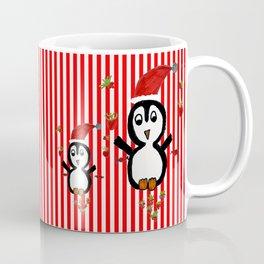 My Penguin   Christmas Spirit Coffee Mug