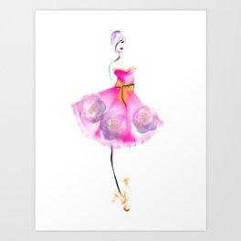 Paulina Art Print