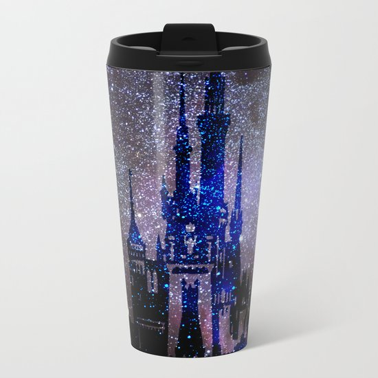 Fantasy Disney Metal Travel Mug