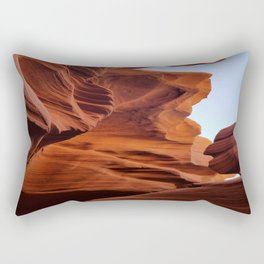Antelope Canyon  #8 Rectangular Pillow