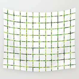 Seedling | Grid  Wall Tapestry