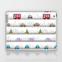 City travel Laptop & iPad Skin