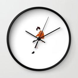 Cruyff Wall Clock