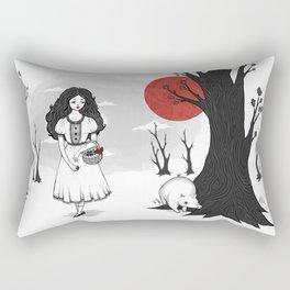 Four Arms - Truffles Rectangular Pillow
