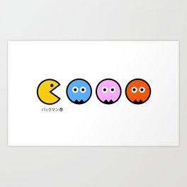Andy Awesome® Series 1 ID13 Art Print