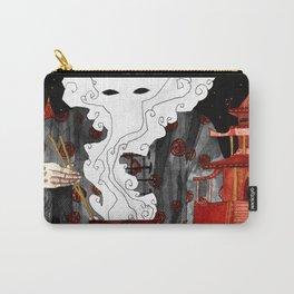 """Beijing"" Illustration Tarmasz Carry-All Pouch"