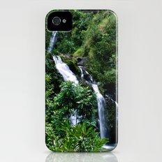 Hello Waterfalls iPhone (4, 4s) Slim Case