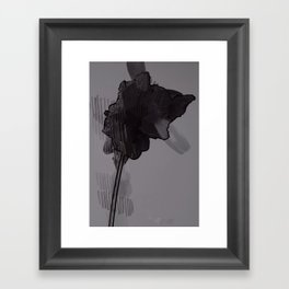 leaf twelve Framed Art Print