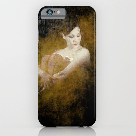 """Circus Performer"" iPhone & iPod Case"
